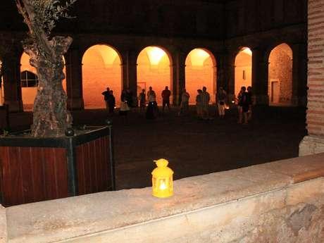 Journée du Patrimoine : abbatiale nocturne aux chandelles