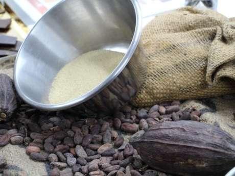Lous escarts, le chocolat coursayre