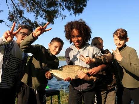 Viens apprendre à pêcher !
