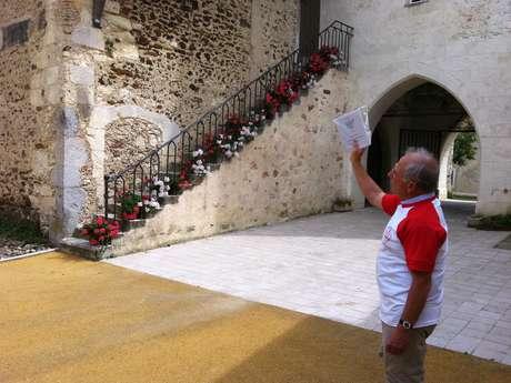 Jean Jacques Darmaillacq, votre guide personnalisé du village d'Amou