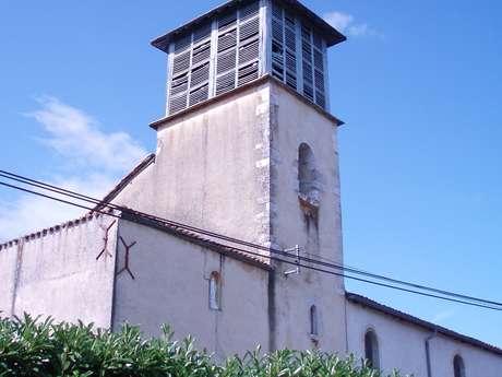 Eglise de Bahus-Juzanx
