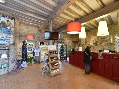 Boutique de l'Office de Tourisme Landes-Chalosse, Saint-Sever