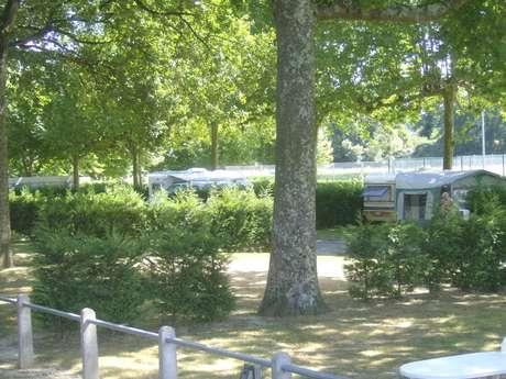 Aire de camping-car des Rives de l'Adour