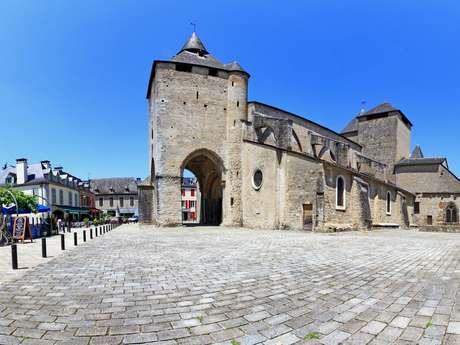 Cathédrale Sainte-Marie d'Oloron et Trésor