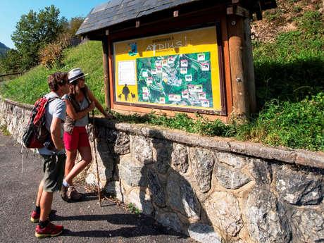 N°14 Aspe - Chemin des Jaupins