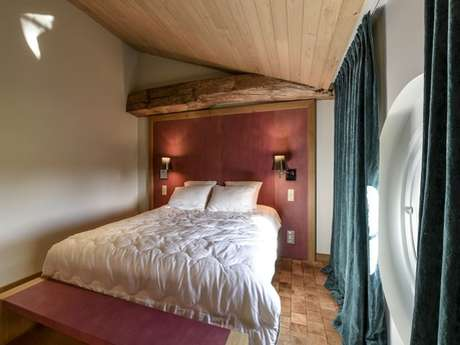 Chambres du Château Beauregard