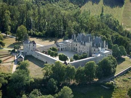 Château et Tour Michel de Montaigne