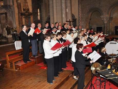 Journée du Patrimoine : concert  choeurs Hambourg et Saint-Sever