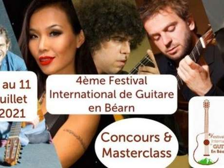 MasterClass Festival International de Guitare