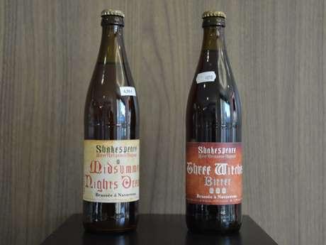 Bière artisanale Shakespeare