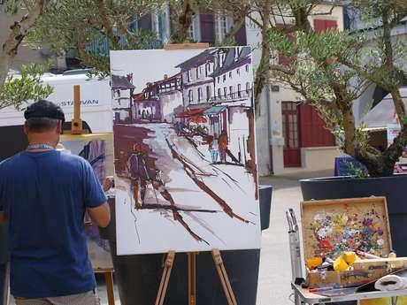 Salies à Peindre - Concours de Peinture et Sculptures