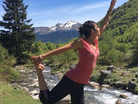 Yoga in LPSM