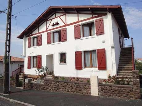 Villa Ithur Gaïna - T4 étage