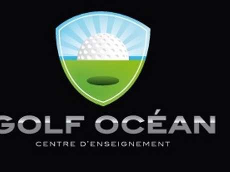 Stages et cours de golf avec Golf Océan