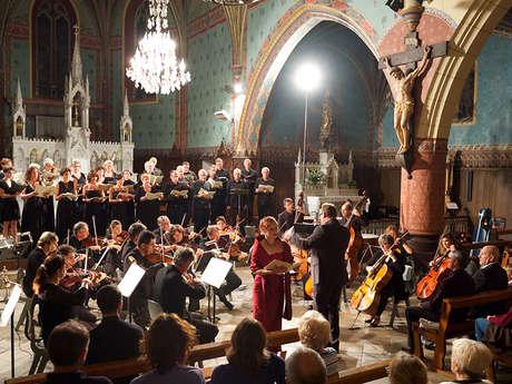 Concert du Festival des Pierres Lyriques