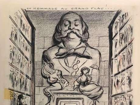 "Conférence ""Flaubert, notre contemporain absolu"""