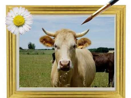 Exposition du concours Art Vache