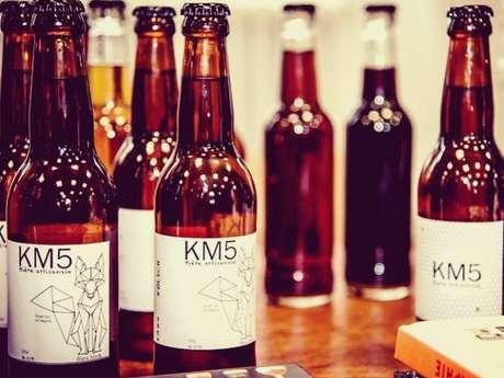 KM5 Bière artisanale