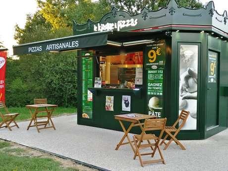 Le kiosque à Pizzas