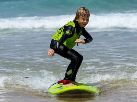 Natura Surf Shop et Ecole de Surf