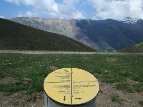 N° 23 Col de Bergout par les Ichantes