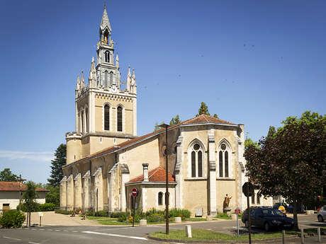 Visite de l'église Notre Dame de Lit