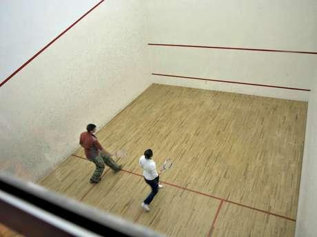 Salle de squash