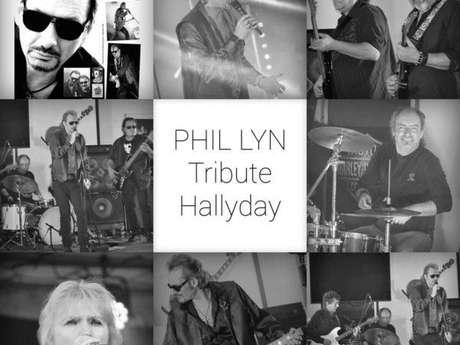 Dîner spectacle avec Phil Lyn