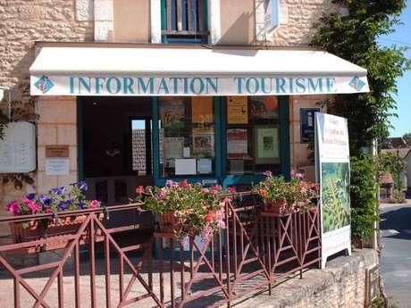 Bureau d'information de l'Office de Tourisme Pays de Fénelon en Périgord Noir