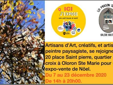 Exposition et Vente - Artisanat d'art - La Maison de Léa