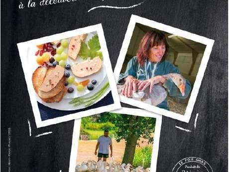 Journées du Patrimoine : portes ouvertes chez les producteurs de foie gras