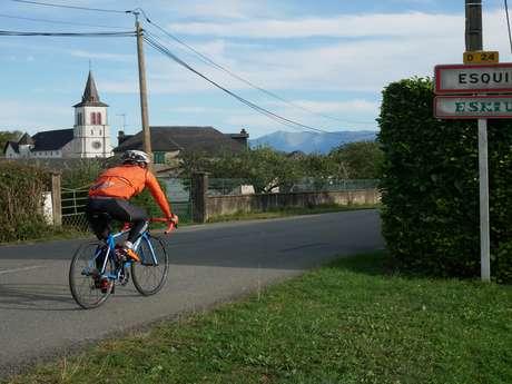 Route N°9 - La Madeleine (col de Sustary)