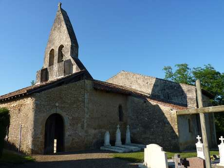 Eglise Saint-Jacques de Sensacq