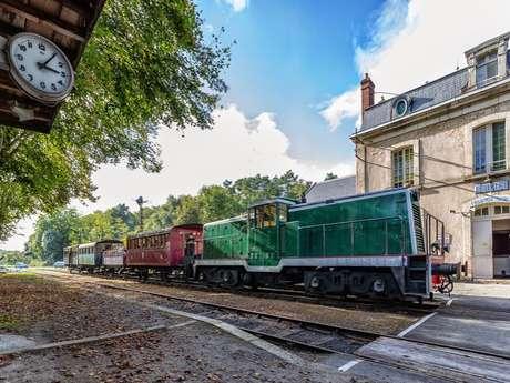 Train Touristique et musée ferroviaire