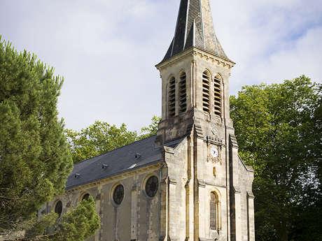 Portes ouvertes à l'église Saint-Louis d'Uza