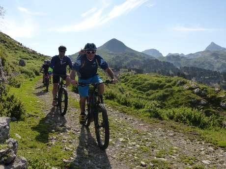 Accompagnateur vélo - Pascal HOURTICQ - VTT en Barétous