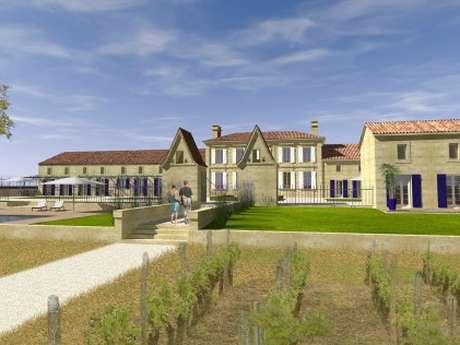 Château Fage La Maison des Vignes