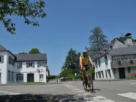 Route N°21 - Oloron-Montory, les collines du Pays basque