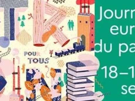 Journée Européenne du Patrimoine : l'ancienne usine à sandales Pée-Laborde