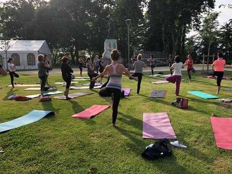 Initiation Patrimoine et Yoga