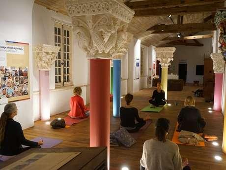 Initiation Yoga au coeur du Patrimoine