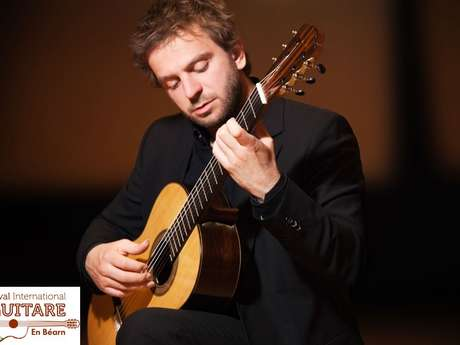 Festival International de Guitare en Béarn : Marcin Dylla