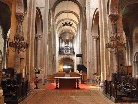 Journée du Patrimoine : abbatiale, visite de l'orgue Cavaillé-Coll