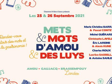 Mets et Mots d'Amou et des Luys