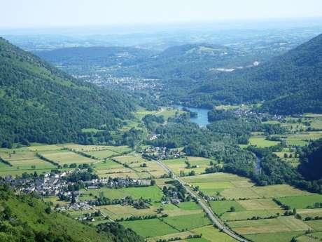 Boucle Plané d'Assiste/Granges de Gère en Vallée d'Ossau
