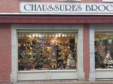 Chaussures Broca