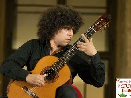 Festival International de Guitare en Béarn : Judicaël Perroy