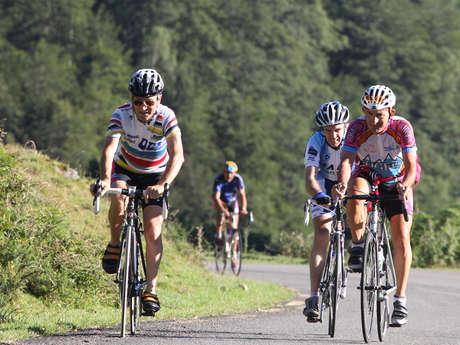 Les coteaux béarnais (cyclotourisme)