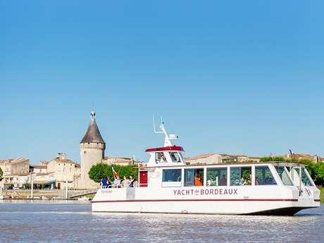 Croisières sur la Dordogne au départ de Libourne