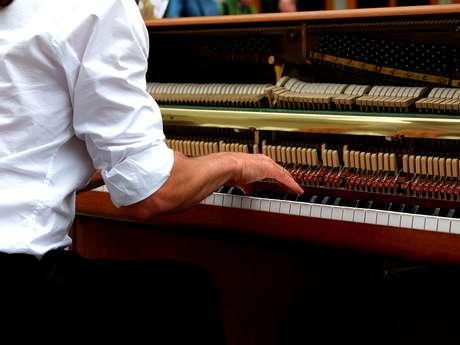 """Concert """"les moments musicaux de Chalosse"""""""
